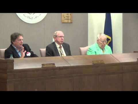 Butler County Commissioners Meeting 4 1 15