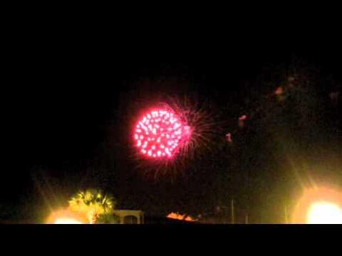 Shrimp Festival Fireworks Over Fernandina 2011.m4v