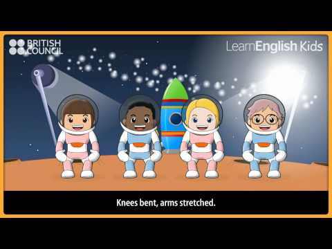 The Hokey Cokey - Nursery Rhymes & Kids Songs - Learnenglish Kids British Council video