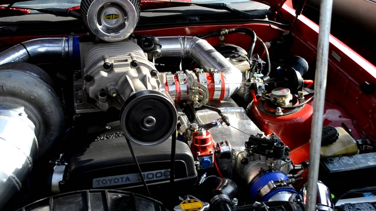 Mk3 Supra 2jz Turbo And Supercharged Youtube