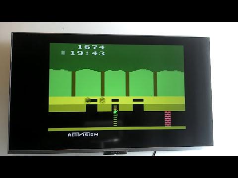 Infanto - Vídeo Game Multiplataforma e Multijogos (6000 jogos)