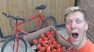 Making a 1000 ROCKET launch Bike