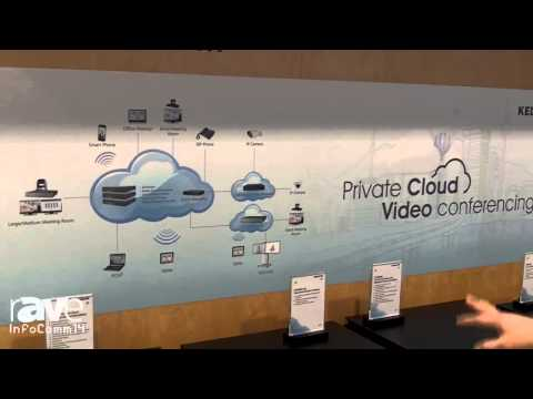 InfoComm 2014: Kedacom Introduces Private Cloud Video Conferencing Servers