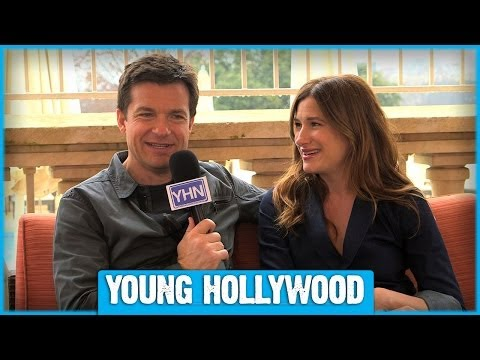 BAD WORDS Stars Jason Bateman & Kathryn Hahn Reveal Fave & Least Fave Words!