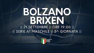 Serie A1M [3^]: Bolzano - Brixen 30-23