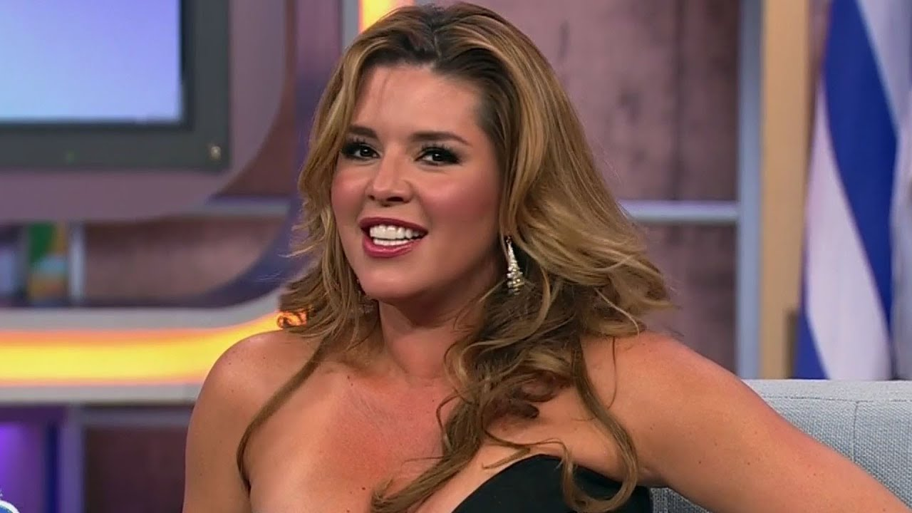 Fotos de alicia machado y su hija 33