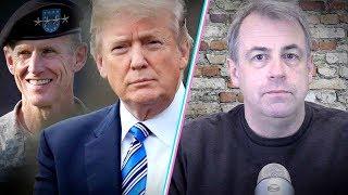 """Kurt Schlichter: Trump VS """"Big mouth"""" Army Generals"""