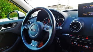 Audi A3 Sedan Reviwe 2018