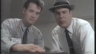 tom hanks & dan aykroyd - city of crime (dragnet)