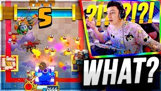 UNBELIEVABLE CLASH ROYALE STRATEGIES THAT CURRENTLY WORK...