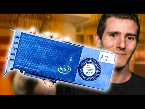 Download WE GOT INTEL'S PROTOTYPE GRAPHICS CARD!! HD Mp4 3GP Video and MP3