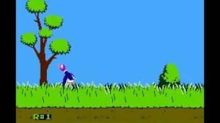 100 NES (Nintendo) games in 10 minutes!