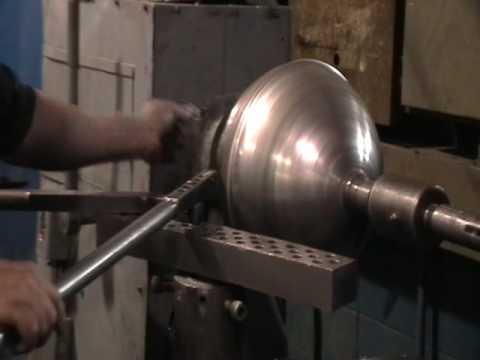 Metal Spinning,