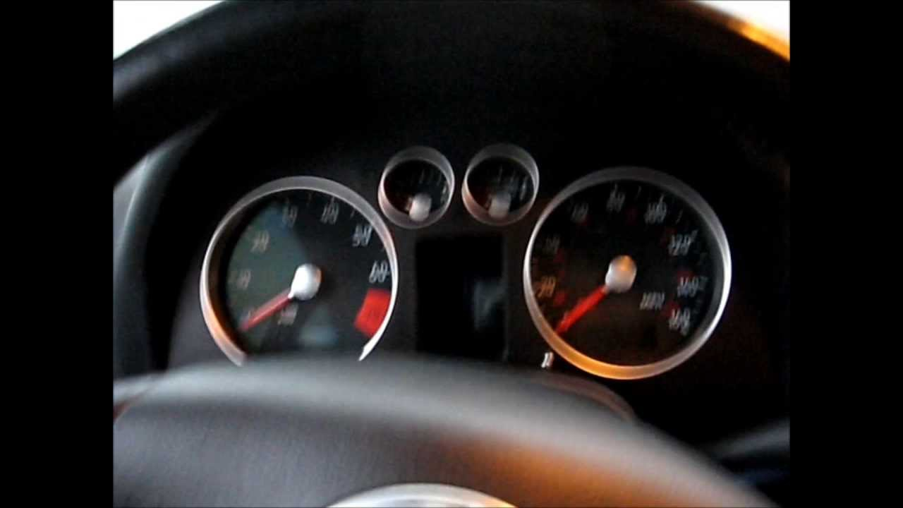 How To Remove Speedometer Cluster From 2002 Audi Tt For