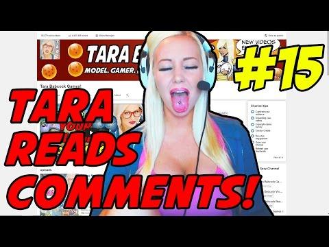 Tara Reads Comments! #15 - My New Bra! video