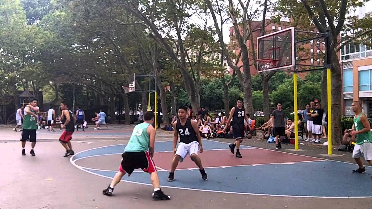 Jeremy Lin Pickup Game 2011