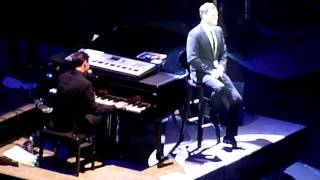 Michael Buble Video - Michael Buble stops the show to laugh