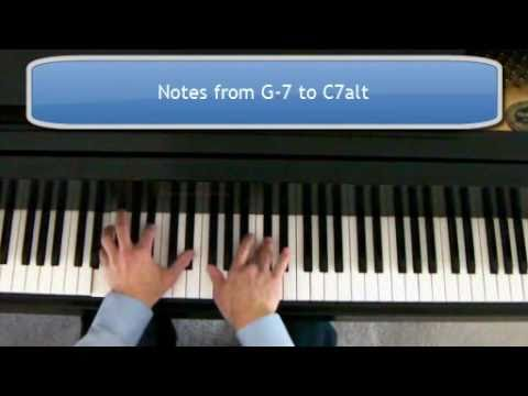 F Blues Jazz Tutorial by Lot2Learn
