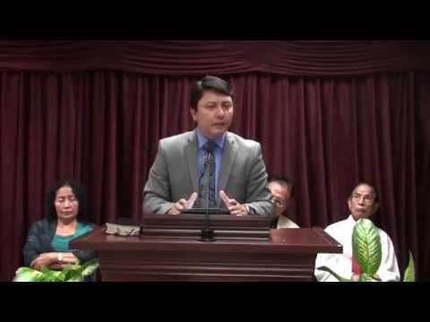 Pastor Lalropuia - Hun Hnuhnung Leh Rawngbawlna (Mizo SDA Church...