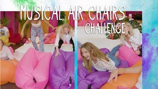 Musical Air Chairs Challenge | The Ritual of Holi