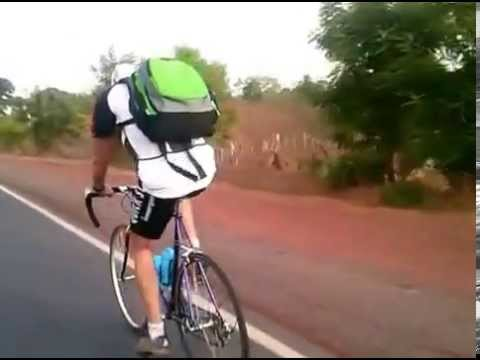 Cycling in the smiling coast of Africa, The Gambia