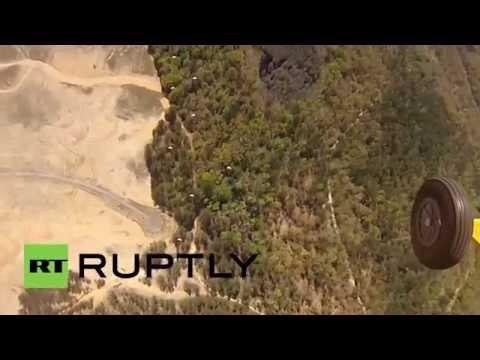 EE.UU. ahora puede controlar 'enjambres' de drones