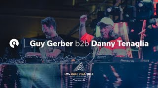 Danny Tenaglia B2b Guy Gerber A Ims Dalt Villa 2018 Be At Tv