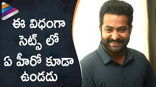 Jr NTR Real Behavior on Sets Revealed | Jai Lava Kusa Movie Latest Interview | Raashi | Nivetha