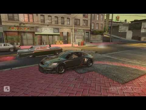 Grand Theft Auto IV – Gameplay With Porshe GT3 Farvahar SKIN