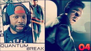 Quantum Break Walkthrough Gameplay Part 4 - Netflix and No Chill (Xbox One)