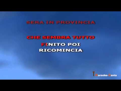 Jovanotti – Sabato (video karaoke)