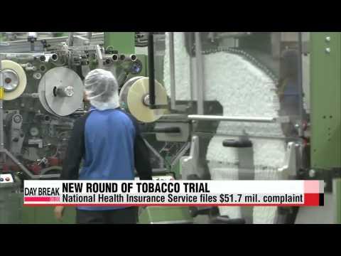 National health insurer sues 3 tobacco companies