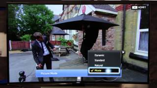 Samsung Smart TV - How to get the best picture from your Smart TV