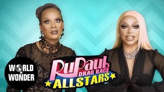 FASHION PHOTO RUVIEW: All Stars 2 Ep 1 with Raja and Raven - RuPaul