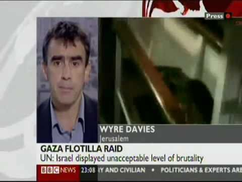 UN Report on Gaza flotilla killings:  Israel accused of war crimes for