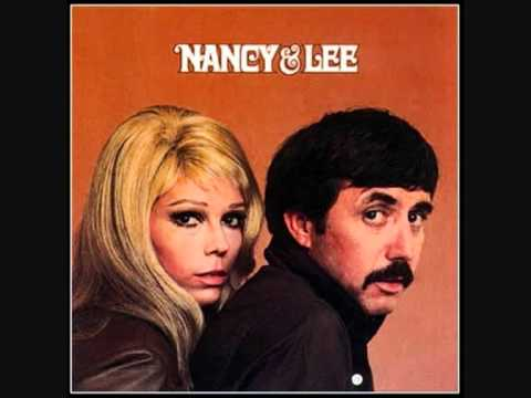 Nancy Sinatra & Lee Hazlewood . Tippy Toes video