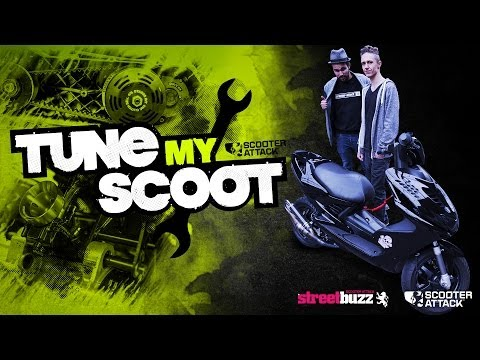 Scooter-Attack presents | TUNE MY SCOOT - Es wird umgebaut!