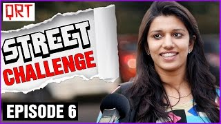 FUNNY IQ Test in INDIA | COUNTRIES and CONTINENTS | QRT Street Challenge | Episode 6