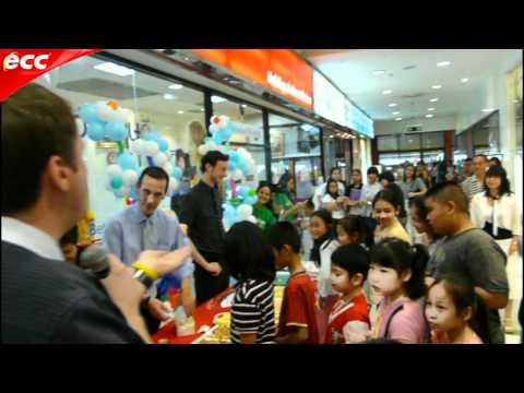 Travel, Teach, Thailand: Market