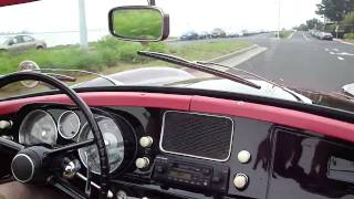 BMW 507 drive