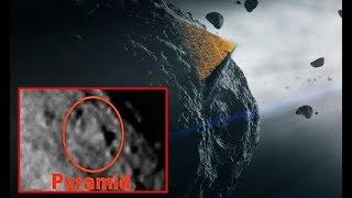 UNA PIRAMIDE FUE DESCUBIERTA EN EL ASTEROIDE BENNU Y LA NASA TRATA DE OCULTARLO!!