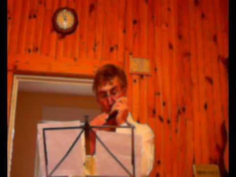 harmonica - benny hill à l'harmonica chromatique