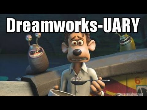 Dreamworks-uary - Flushed Away