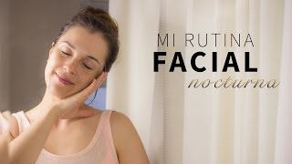 Mi rutina facial de noche pieles con acné | My Night Routine for Acne | Deseo Beauty