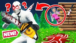 MICHAEL MYERS *NEW* Game Mode in Fortnite Battle Royale