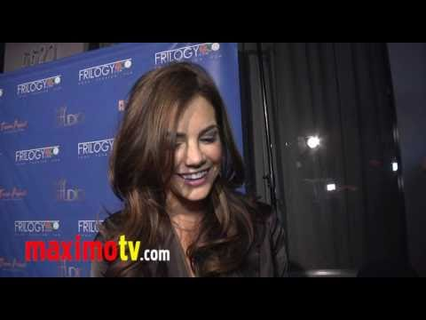 Jillian Murray On Filming wild Things: Foursome Movie video