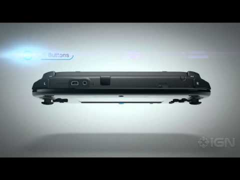 Nintendo Wii U GamePad Hardware Trailer - E3 2012 Nintendo Press Conference