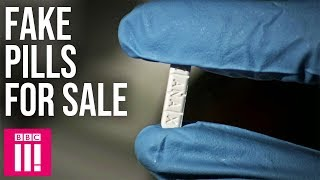 The Drug Dealers Making & Selling Counterfeit Xanax | Inside Britain's Black Market