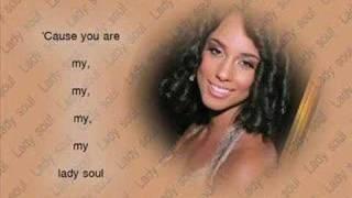 Watch Temptations Lady Soul video