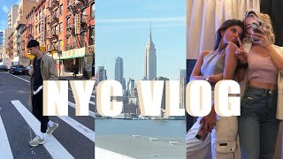 WEEKLY VLOG: NYC FOR URBAN OUTFITTERS EVENT, AMAZON HAUL, RECORDING PODCAST